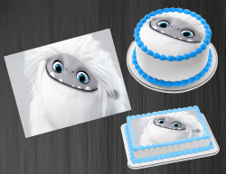 Abominable Edible Image Icing Frosting Sheet #2 Cake Cupcake Cookie Topper