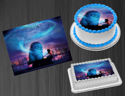 Abominable Edible Image Icing Frosting Sheet #5 Cake Cupcake Cookie Topper