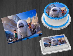 Abominable Edible Image Icing Frosting Sheet #7 Cake Cupcake Cookie Topper