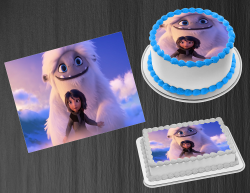 Abominable Edible Image Icing Frosting Sheet #11 Cake Cupcake Cookie Topper
