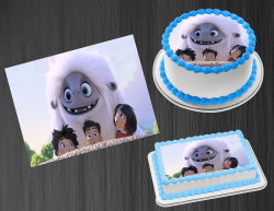 Abominable Edible Image Icing Frosting Sheet #14 Cake Cupcake Cookie Topper