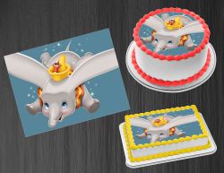 Dumbo Edible Image Icing Frosting Sheet #29 Cake Cupcake Cookie Topper
