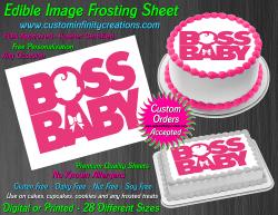 '.Boss Baby Girl Logo Image #1.'