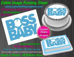 '.Boss Baby Boy Logo Image #2.'