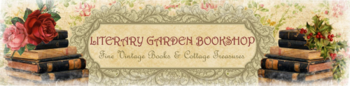 ROSE and SAGE BOOKSHOP and Literary Garden Bookshop