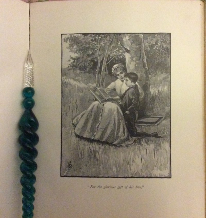Image 10 of SWEET BY and BY S.Fillmore Bennett,Victorian Illustrated Cover hymn Poetry