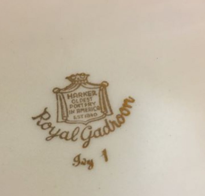 Image 1 of Ivy Harker Bowl Royal Gadroon