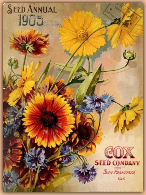 GARDEN HEIRLOOM SEEDS