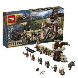The Hobbit: The Desolation of Smaug Mirkwood Elf Army LEGO Set