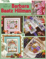 the Best of Barbara Baatz Hillman in Cross Stitch - Leisure Arts