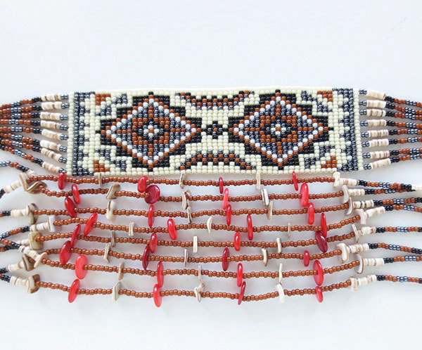 Image 1 of     Navajo Handcrafted 30