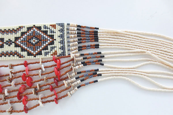 Image 2 of     Navajo Handcrafted 30