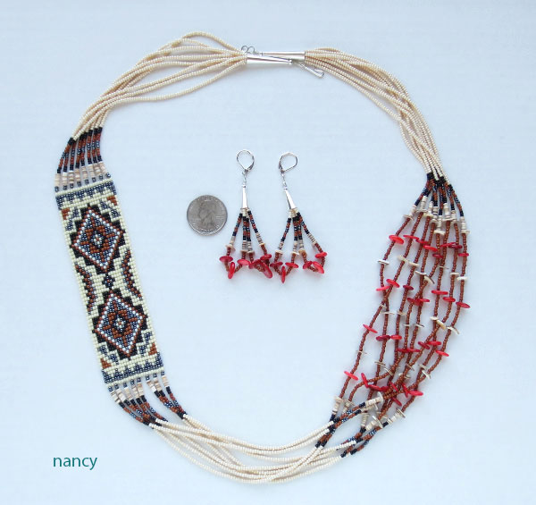Image 3 of     Navajo Handcrafted 30