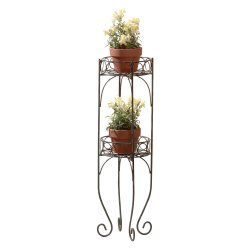 '.Two Tier Plant Stand.'