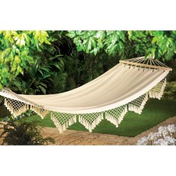 Cape Cod Cotton Canvas Hammock