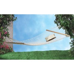 Double Person Cotton Hammock