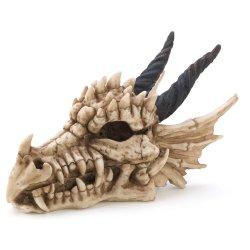 Dragon Skull Treasure Keepsake Trinket Box