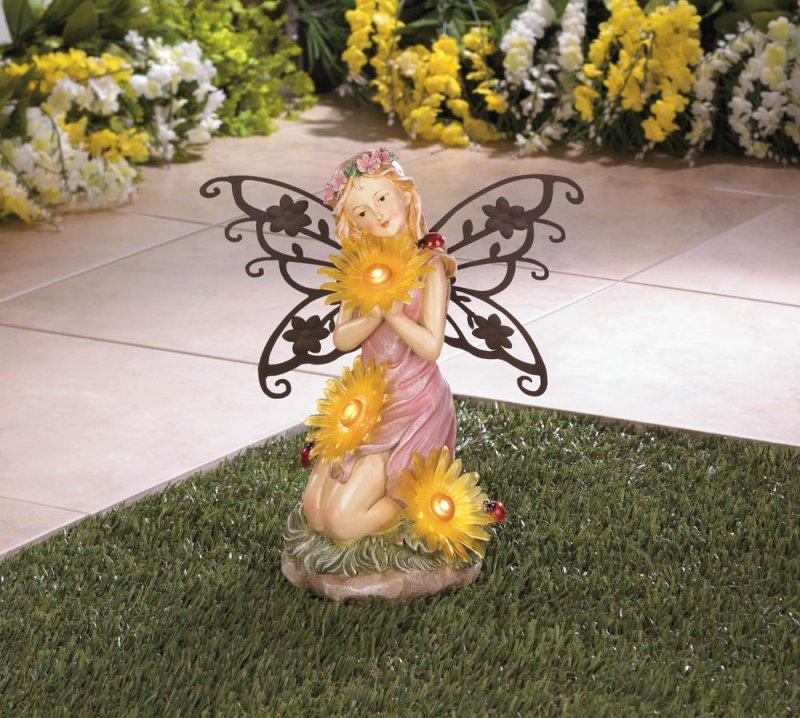 Pretty Garden Fairy