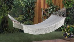 Comfortable Cotton Rope Hammock