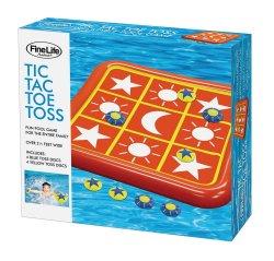 Tic Tac Toe Toss Pool Float Game 2 1/2 Feet Wide