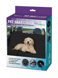 Auto Pet Car Seat Covers Waterproof & Machine Washable