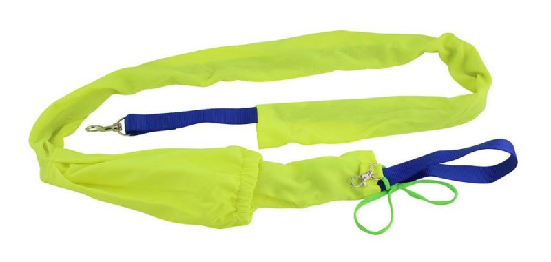 Image 3 of 3-Piece Reflective 6 Foot Dog Leash, 5 Foot Training Harness and Collar