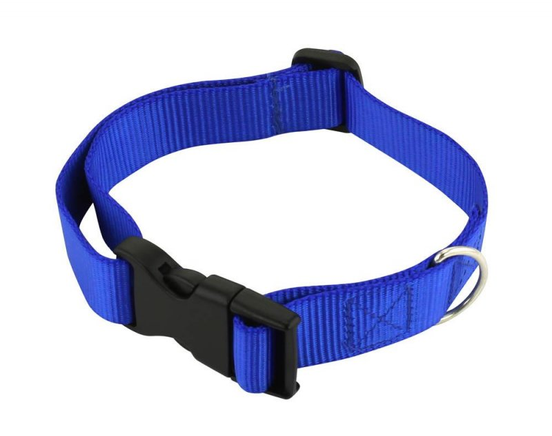 Image 4 of 3-Piece Reflective 6 Foot Dog Leash, 5 Foot Training Harness and Collar