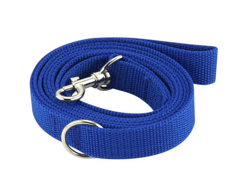 Image 5 of 3-Piece Reflective 6 Foot Dog Leash, 5 Foot Training Harness and Collar