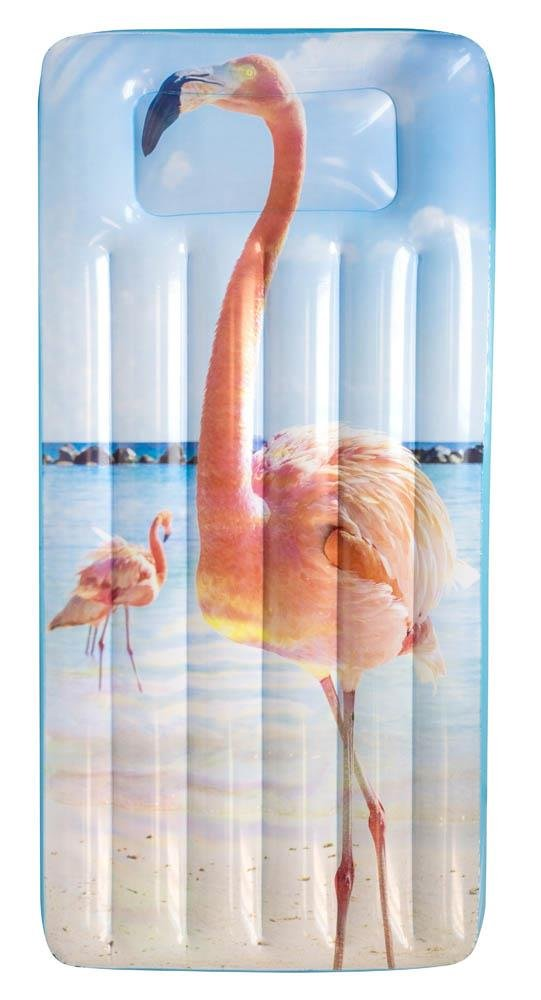Image 0 of Giant Pink Flamingo Float over 6 Feet Long