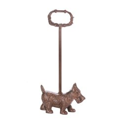 '.Doggy Door Stopper With Handle.'