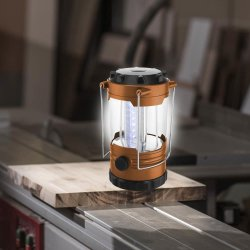 18 LED Blaze Lantern 130 Lumens Great for Camping, Patio, Hiking, Power Outages