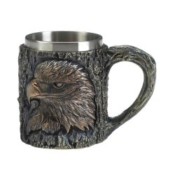 Patriot Eagle Mug w/ Stainless Steel Inner Liner