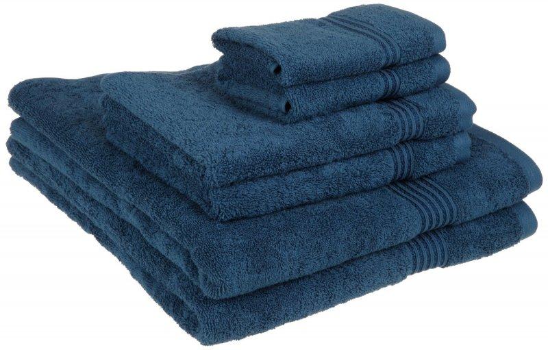 Superior 100-percent combed cotton absorbent 600 GSM towels
