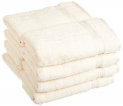 '.Ivory 8 Piece Hand Towel Set.'