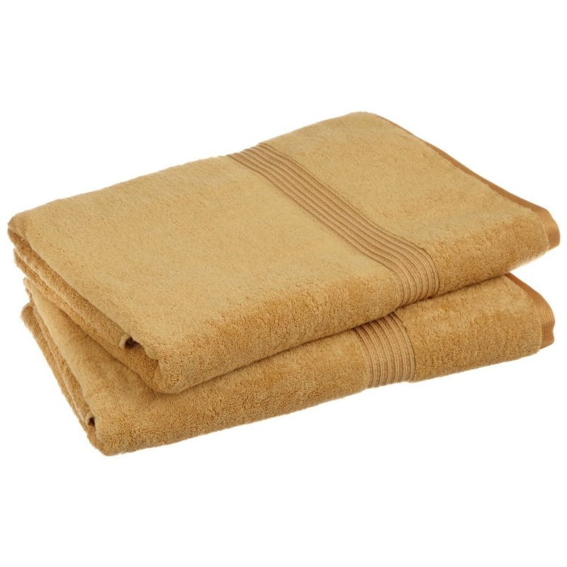 Superior 100-percent Egyptian long staple combed cotton absorbent 600 GSM Bath Sheets