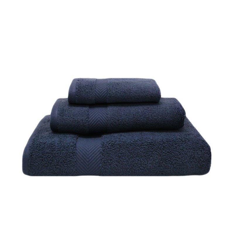Image 11 of 3-pc Superior Zero Twist Soft Absorbent Towel, Hand Towel, Washcloth Set