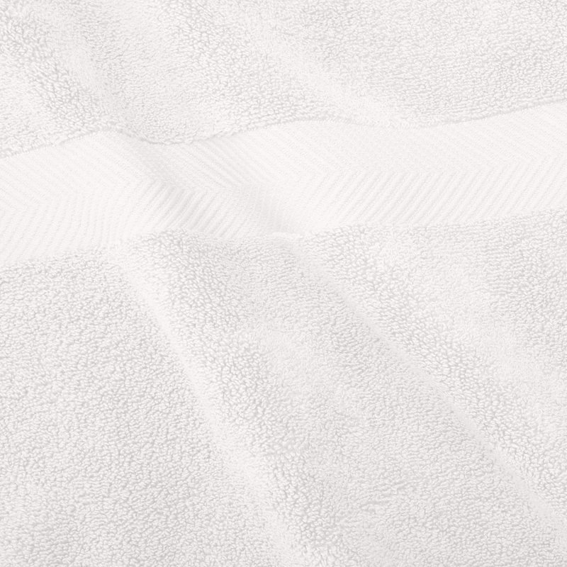 Soft, absorbent and light weight 100% LONG-STAPLE COTTON