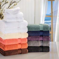 6-pc Superior Zero Twist Soft Absorbent 2 Towels, Hand 2 Towels, 2 Washcloth Set