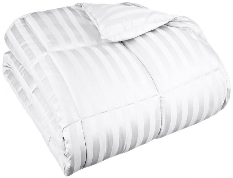 Down Alternative bedding provides allergy relief for those with allergies to down.