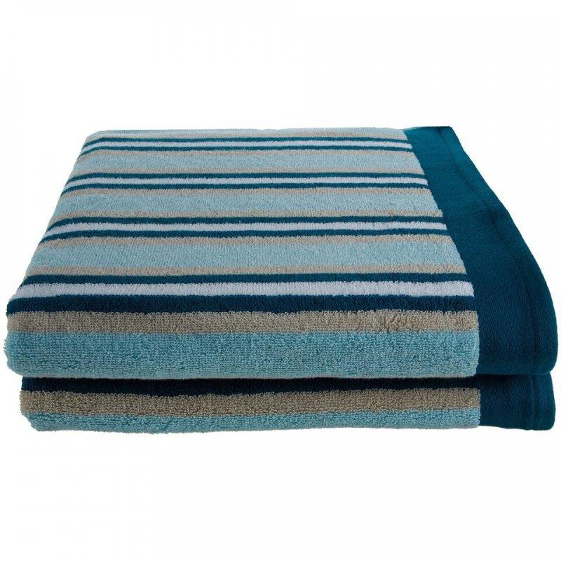 2 Piece Sea Foam Bath Sheets