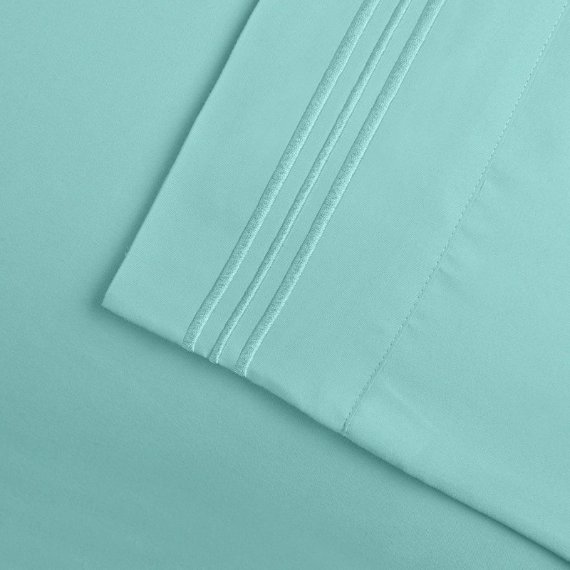 3 Line Embroidery Sheet Set