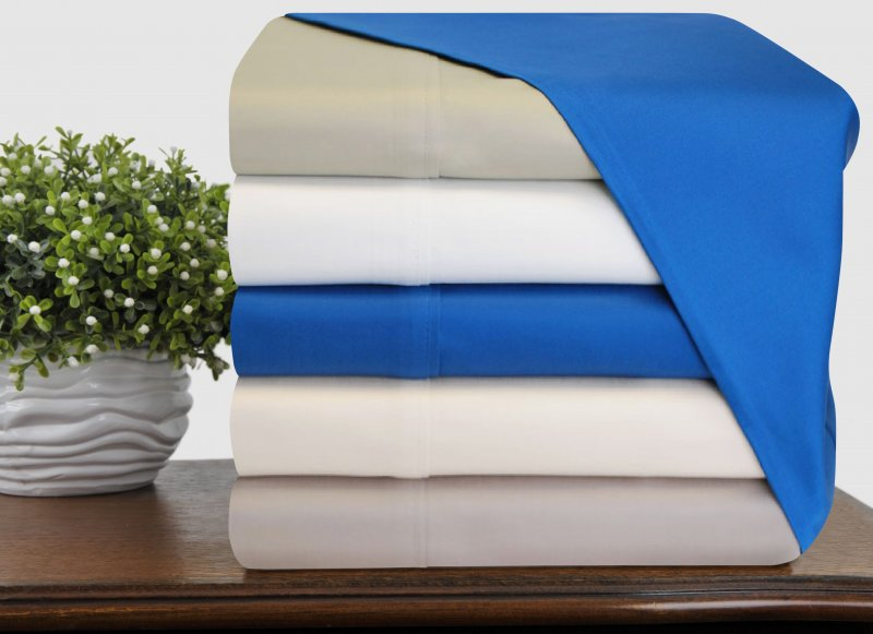 Image 0 of Superior 4 Piece King Size 900 Thread Count 100% Cotton Sheet Set