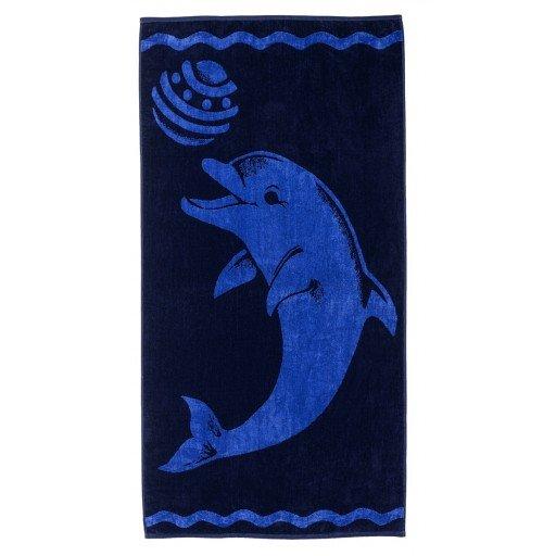 Playing Dolphin Beach Towel 34