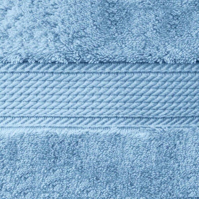 Light Blue 900 GSM 3-Piece Towel Set