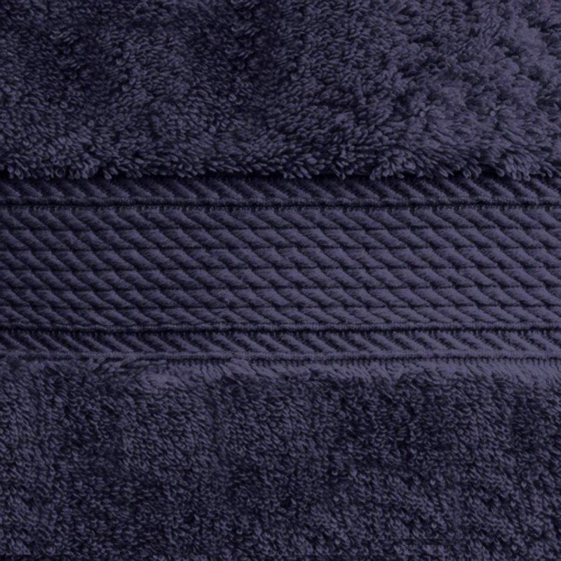 Navy Blue 900 GSM 3-Piece Towel Set