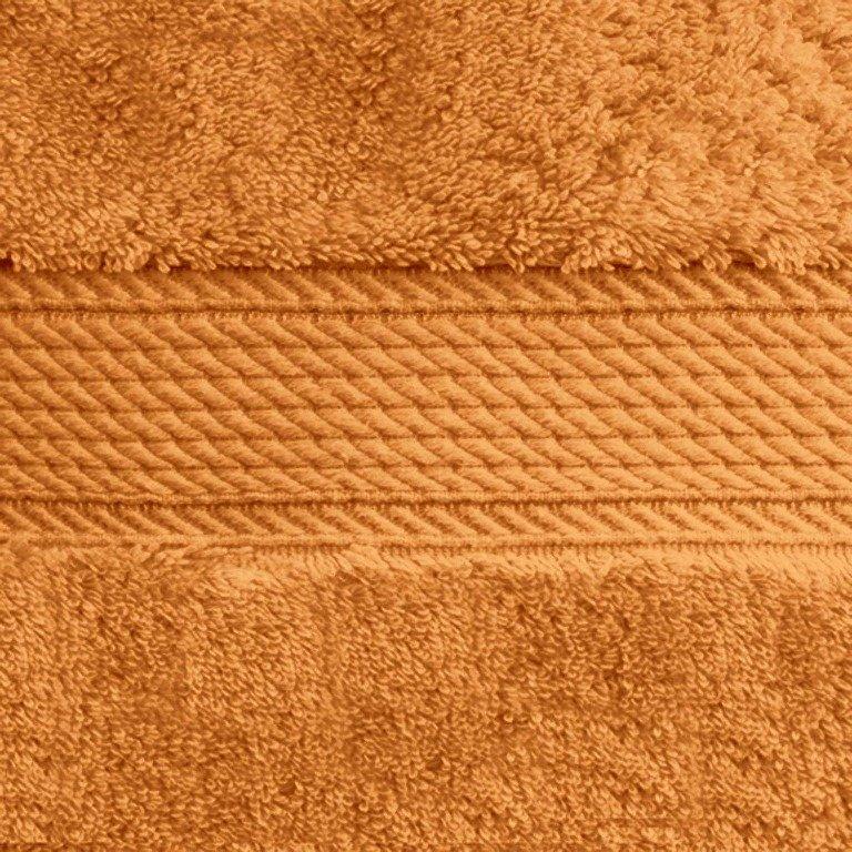 Rust 900 GSM 3-Piece Towel Set