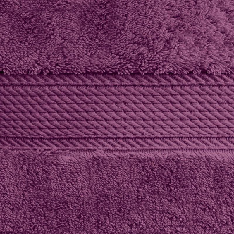 Plum 900 GSM Egyptian Cotton 2 Piece Towel Set