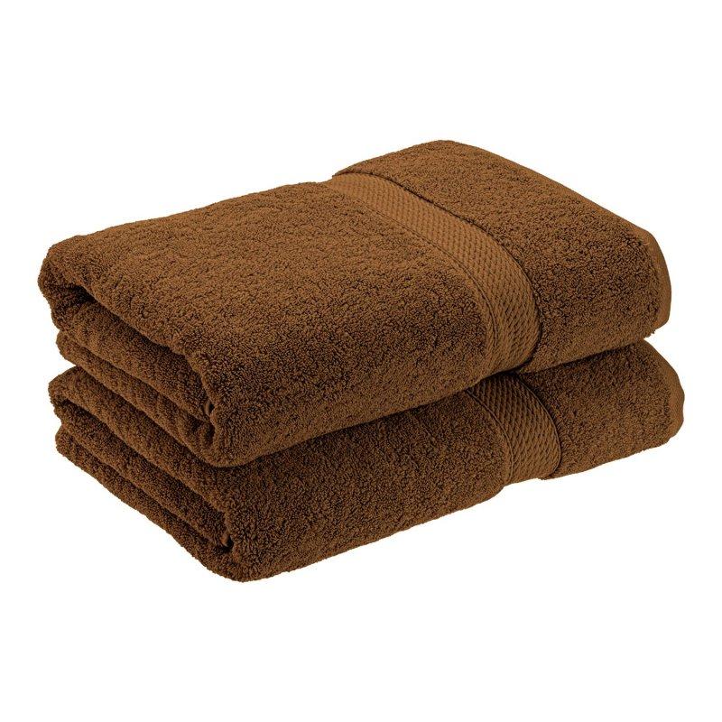 Image 1 of Egyptian Cotton Hotel Quality 2-Piece Bath Towel Set