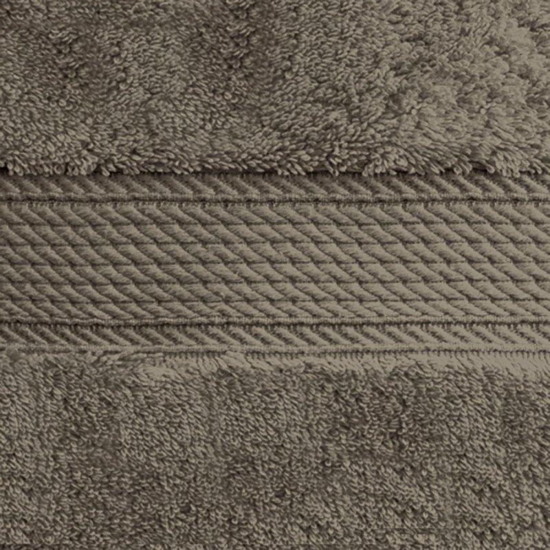 Charcoal 900 GSM Egyptian Cotton 2 Piece Towel Set