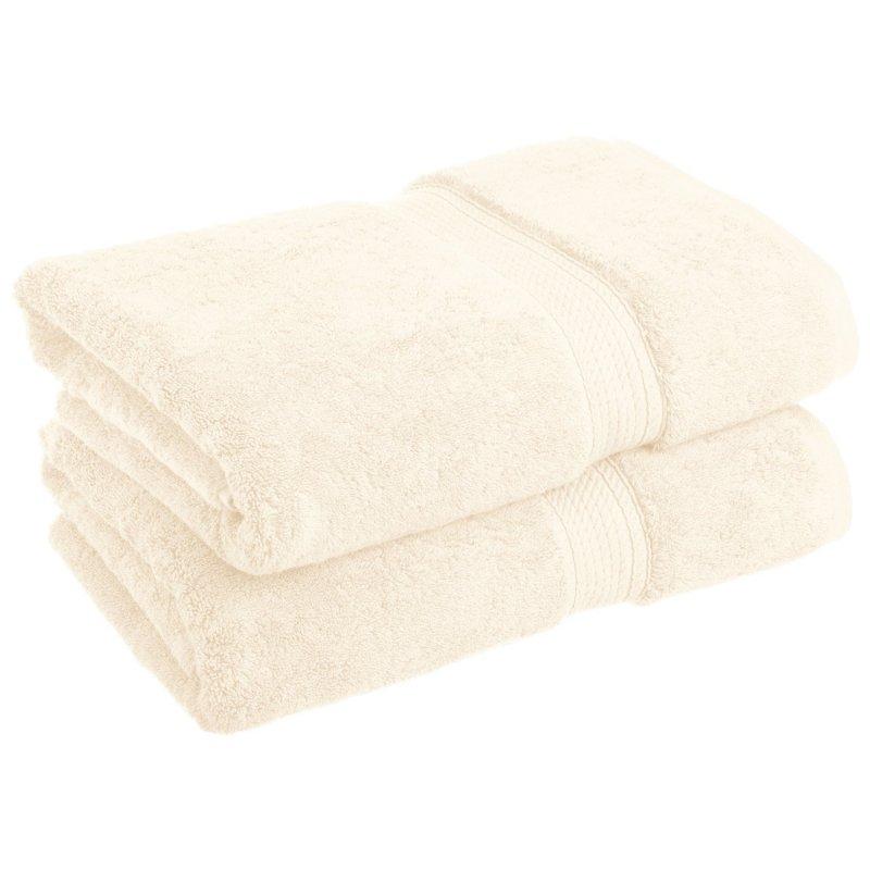 Image 5 of Egyptian Cotton Hotel Quality 2-Piece Bath Towel Set
